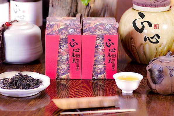 原生山茶(野生紅茶) 50公克