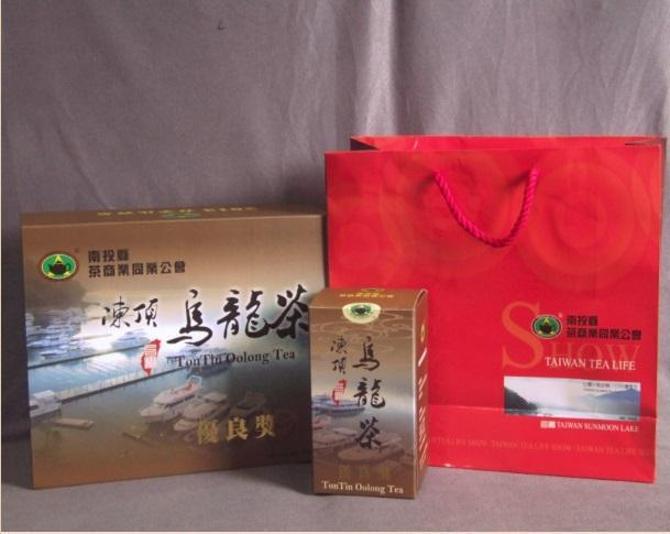 2017冬季比賽茶 凍頂烏龍茶(優良獎)600公克