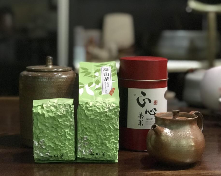 阿里山高山金萱烏龍茶