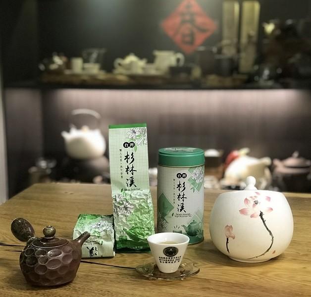 杉林溪高山茶(150公克)