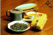 阿里山高山茶(150公克)原片熟茶