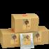 正心專業茶品阿里山高山烏龍茶三角立體茶包(20入)